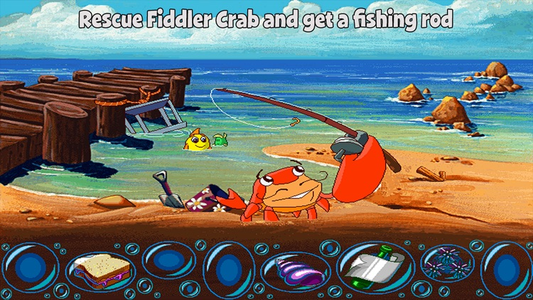 Freddi Fish 1: The Case of the Missing Kelp Seeds