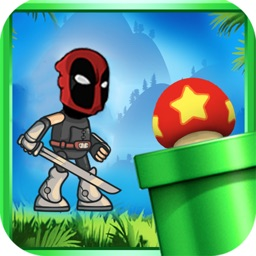 superhero world for deadpool