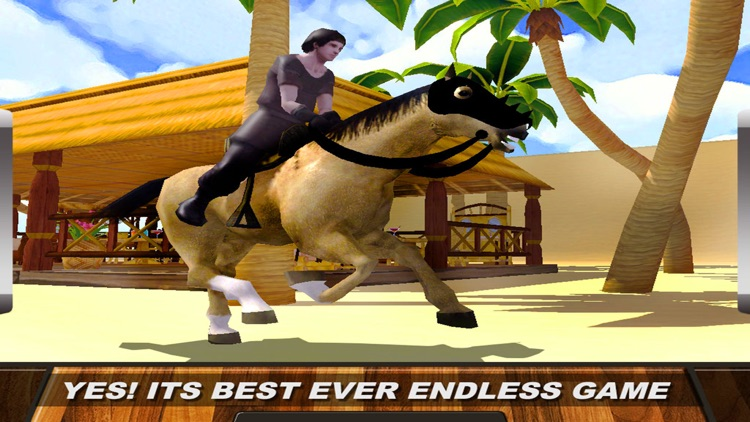 Horse Run - Simulator 3D