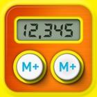 M+ 電卓 - かわいい 複数の演算結果 電卓 icon