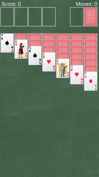 Solitaire + ▻ Screenshot