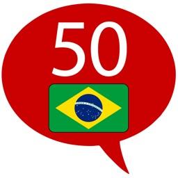 Learn Portuguese (Brazil) - 50 languages