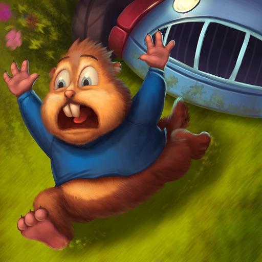 Chipmunks Trouble — веселая головоломка