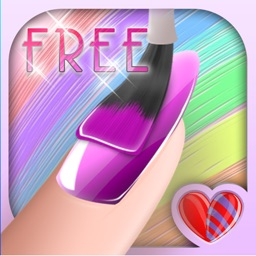 Nail Salon Free - Art Manicure & Makeover Designs