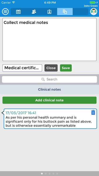 DoctorMed screenshot-4