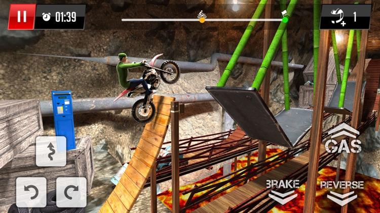 Racing on bike Extreme screenshot-4