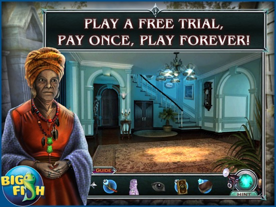 Vampire Legends: The Count of New Orleans HD screenshot 1