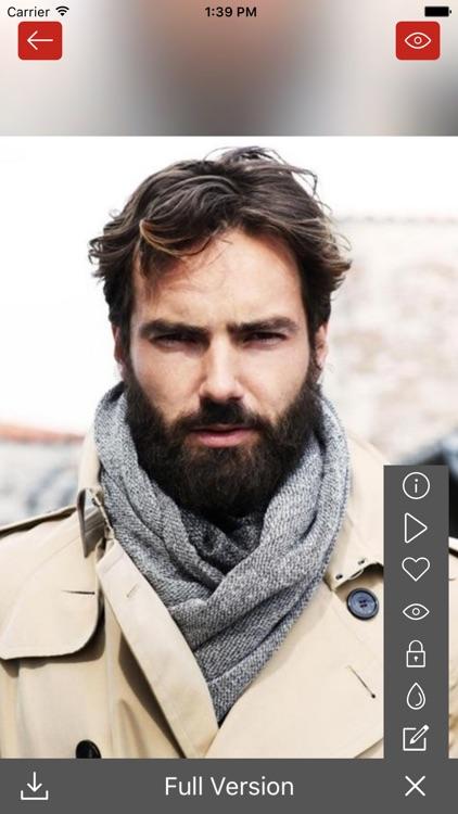 Beard Styles - Mens Hair Style Ideas Gallery Free
