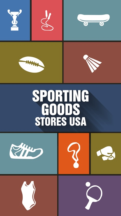 Sporting Goods Stores USA