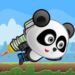 Jetpack Panda Game - PRO