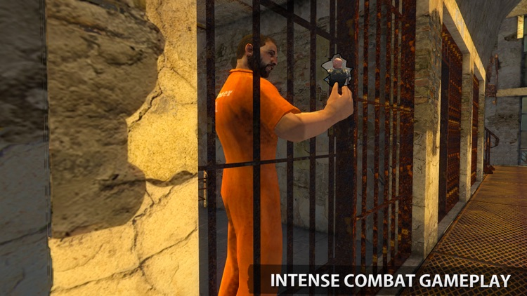 Ninja Warrior Prison Escape: A Prisoner Jail Break screenshot-4