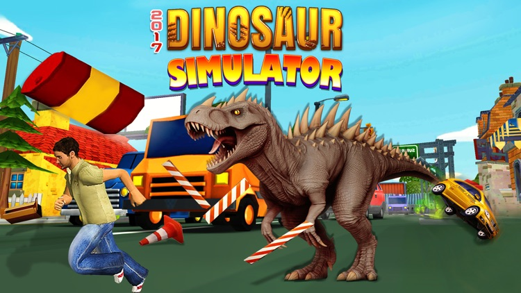 2017 Dinosaur simulator park Animal Survival Games