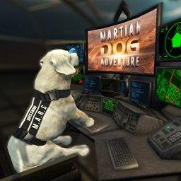 Martian Space Game: Dog Mars Life