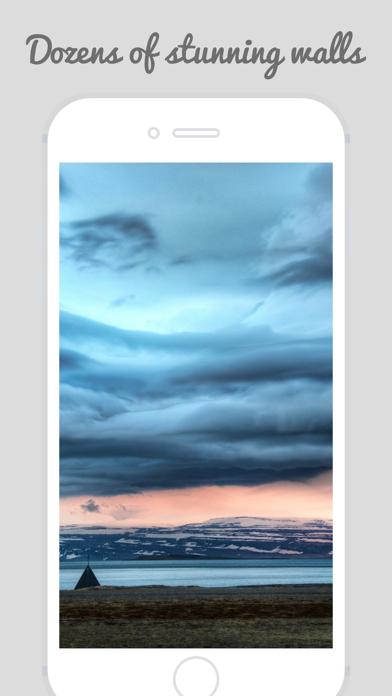 Clouds, Storm, Lightning Lock Screen Wallpapersのおすすめ画像3