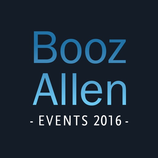 Booz Allen Events 2016