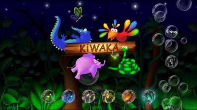 Screenshots for Kiwaka