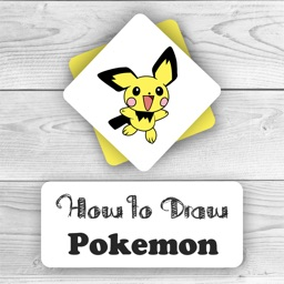 How to Draw Pokemon Easy Way