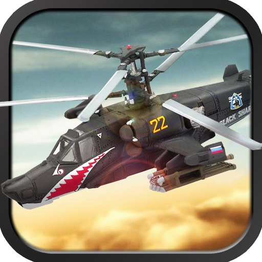Black Shark HD - Combat Gunship Flight Simulator