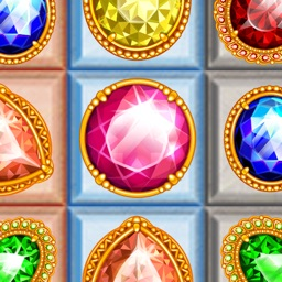 Jewel Crush Free - bewitched games