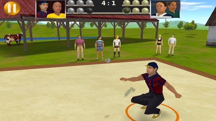 Petanque 2012 Pro Screenshot