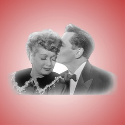 I Love Lucy - True Love Stickers