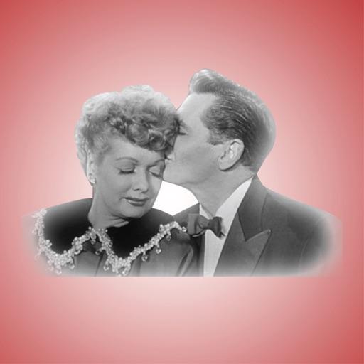 I Love Lucy - True Love Stickers