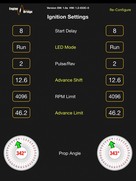 Engine Bridge EI for iPad