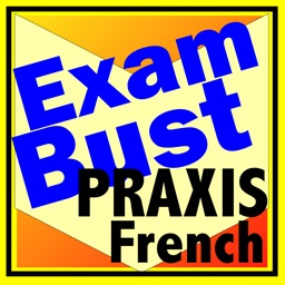 Praxis II French Prep Flashcards Exambusters