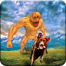 3d Dog Running Adventure