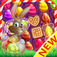 Codes for Easter Egg cookie - Bunny hunt candy game for kids Hack
