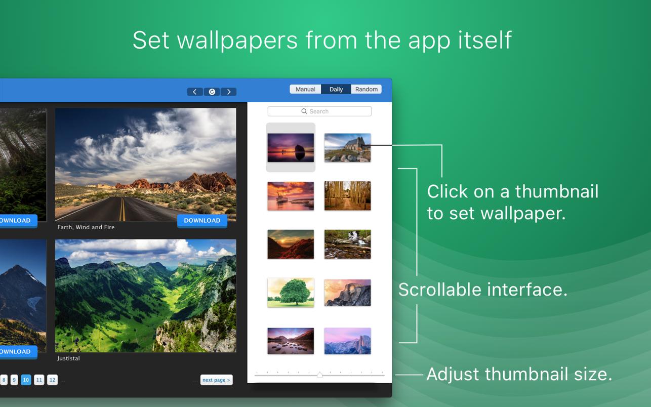WallpapersHQ - Ultra HD in 4K