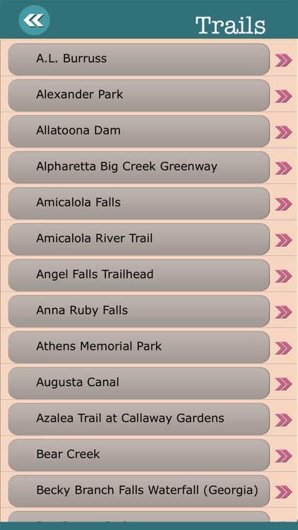 Georgia State Campgrounds & Hiking Trails screenshot-3