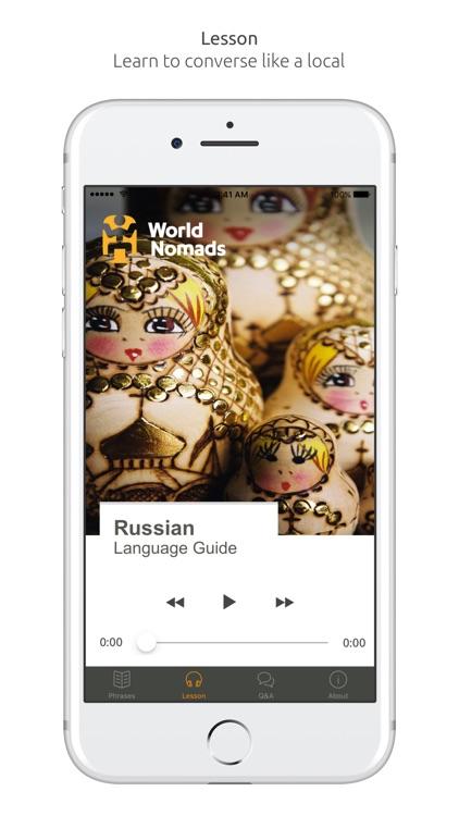 Russian Language Guide & Audio - World Nomads