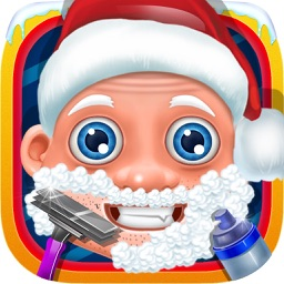Santa Beard Salon - Santa Shaving Day