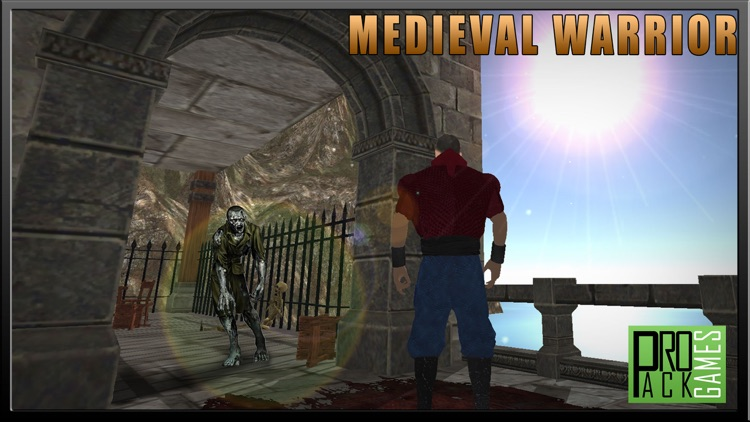 Medieval Warrior Stealth Assassin ( Prison break ) screenshot-3