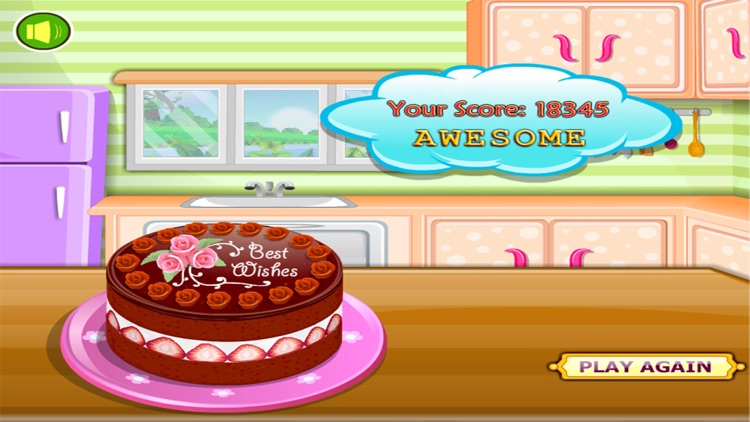 Cooking Cake Dash kitchen - girl games for kids screenshot-4