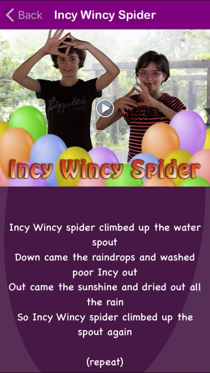 Sing to Learn English 4 screenshot-3