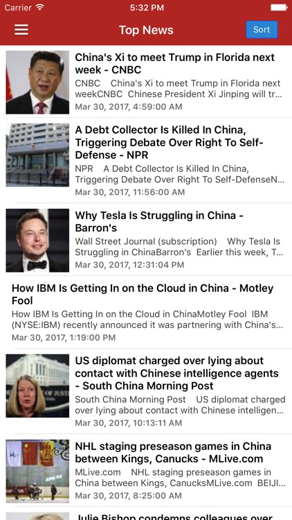 China News in English Today