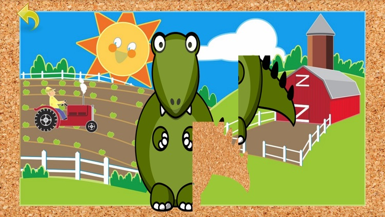 Kids Puzzles - Create and Play screenshot-3