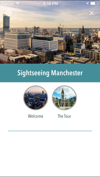 Sightseeing Manchester screenshot three