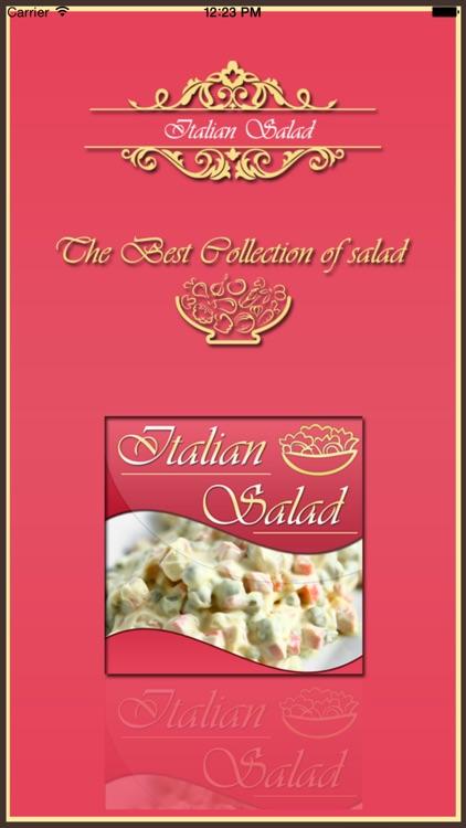 Italian Salad Recipes