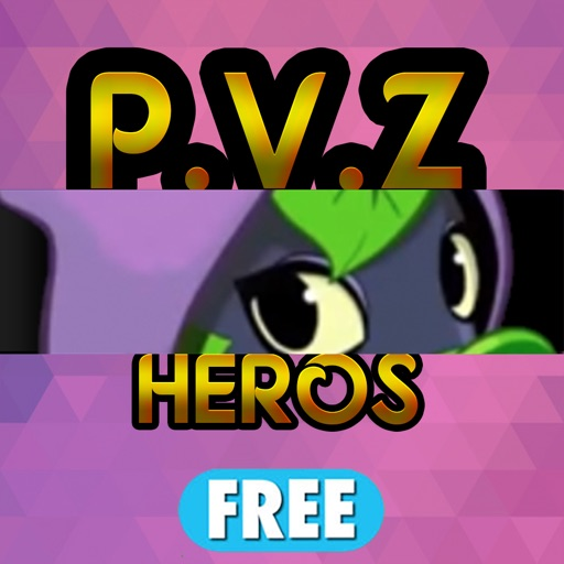 Free Guide For Plants vs Zombies Heroes app logo