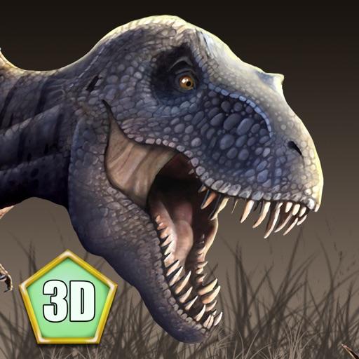 T-rex Simulator 3D Full - Survival adventures icon