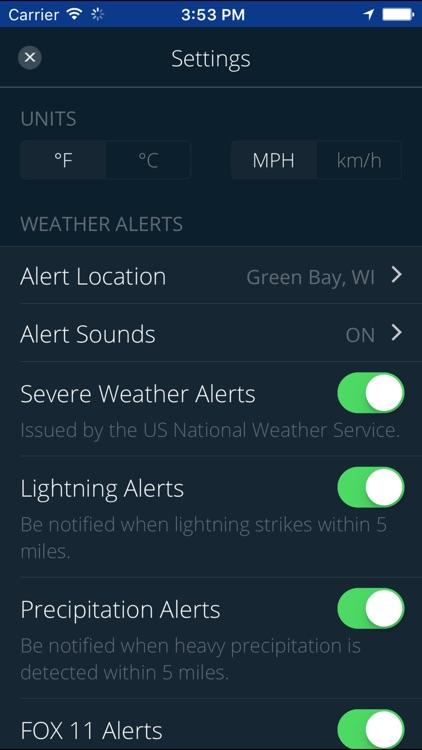 FOX 11 Weather screenshot-4