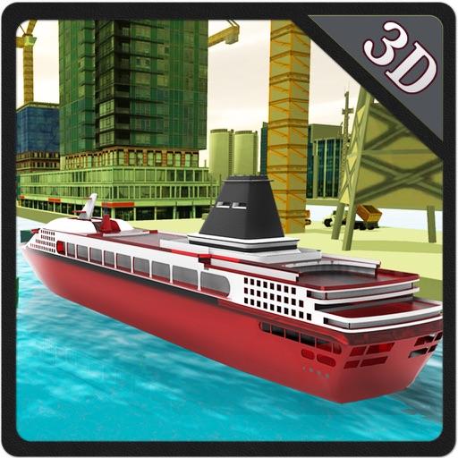Cruise Ship Parking Simulator & Boat Sailing Game