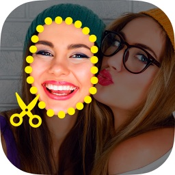 Cut paste photo editor – create fun foto stickers
