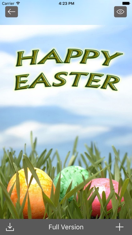 Easter Egg Wallpapers - Bunny Easter Photo Frames screenshot-1