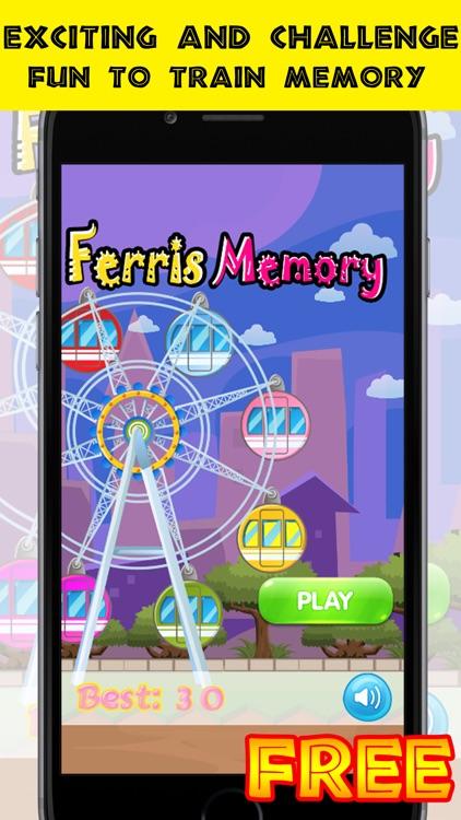 Ferris memory - brain training