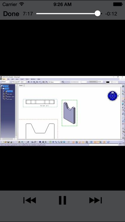 LearnFor CATIAV5 screenshot-3