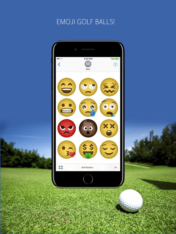 Golf Emojis screenshot 4